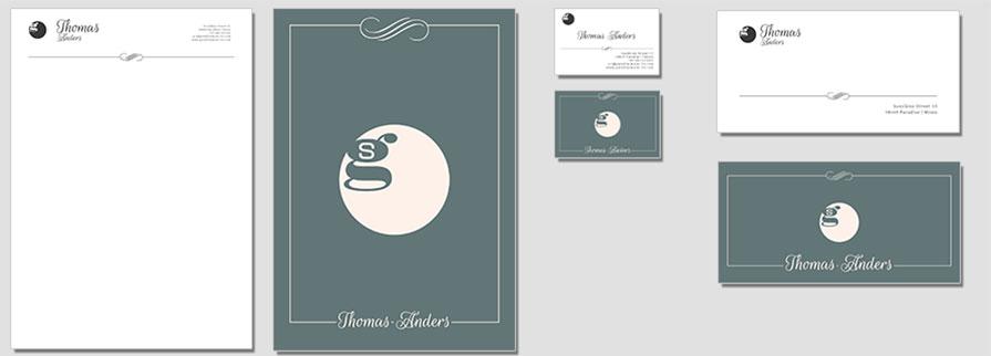 120 Stationery Corporate Design Geschaeftsausstattung Branding 2