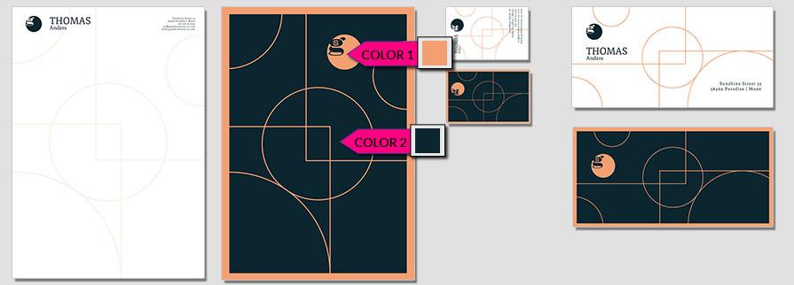 121 Stationery Corporate Design Geschaeftsausstattung Branding 2