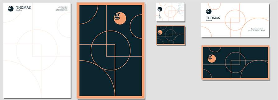 121 Stationery Corporate Design Geschaeftsausstattung Branding 3