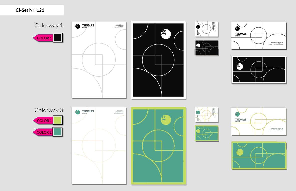 121 Stationery Corporate Design Geschaeftsausstattung Branding 5