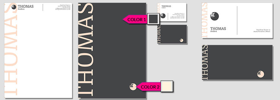 122 Stationery Corporate Design Geschaeftsausstattung Branding 3