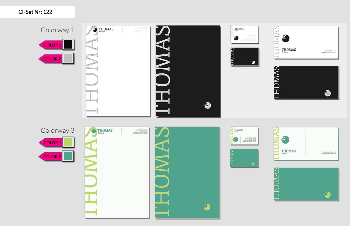 122 Stationery Corporate Design Geschaeftsausstattung Branding 5