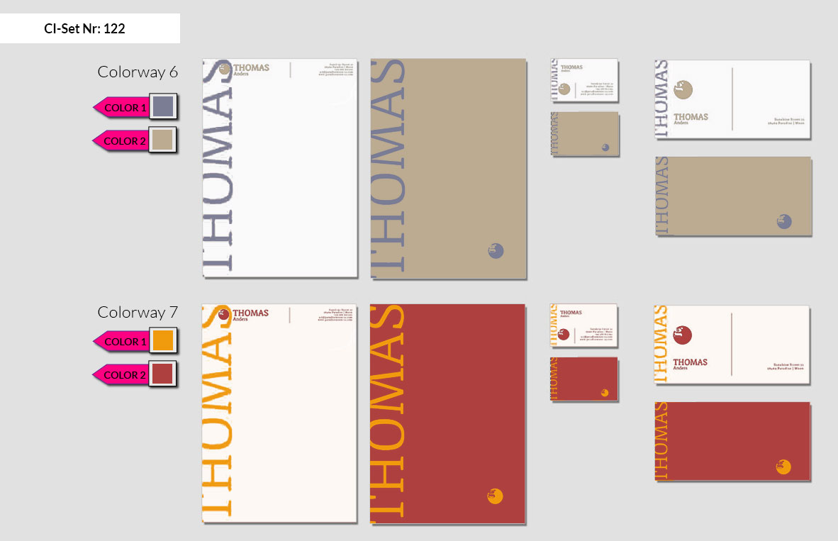 122 Stationery Corporate Design Geschaeftsausstattung Branding 7