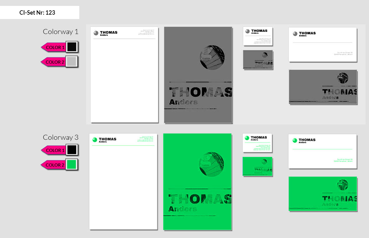 123 Stationery Corporate Design Geschaeftsausstattung Branding 5