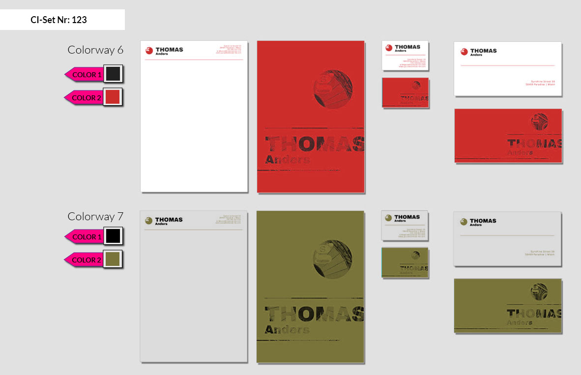 123 Stationery Corporate Design Geschaeftsausstattung Branding 7