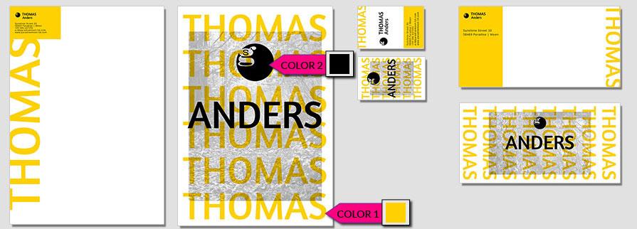 125 Stationery Corporate Design Geschaeftsausstattung Branding 3