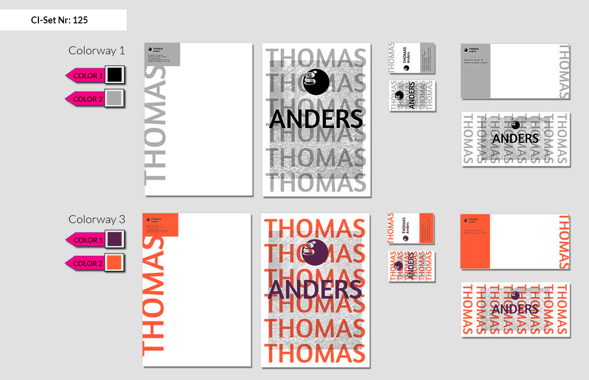 125 Stationery Corporate Design Geschaeftsausstattung Branding 5