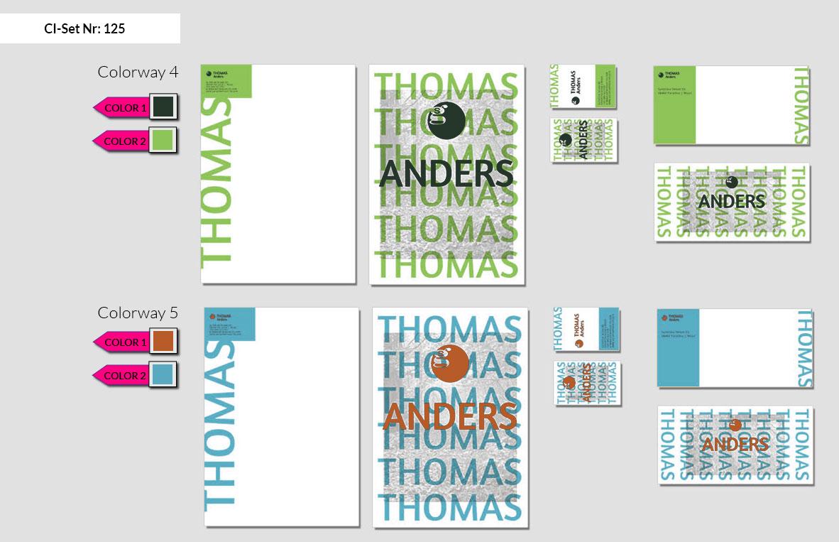 125 Stationery Corporate Design Geschaeftsausstattung Branding 6