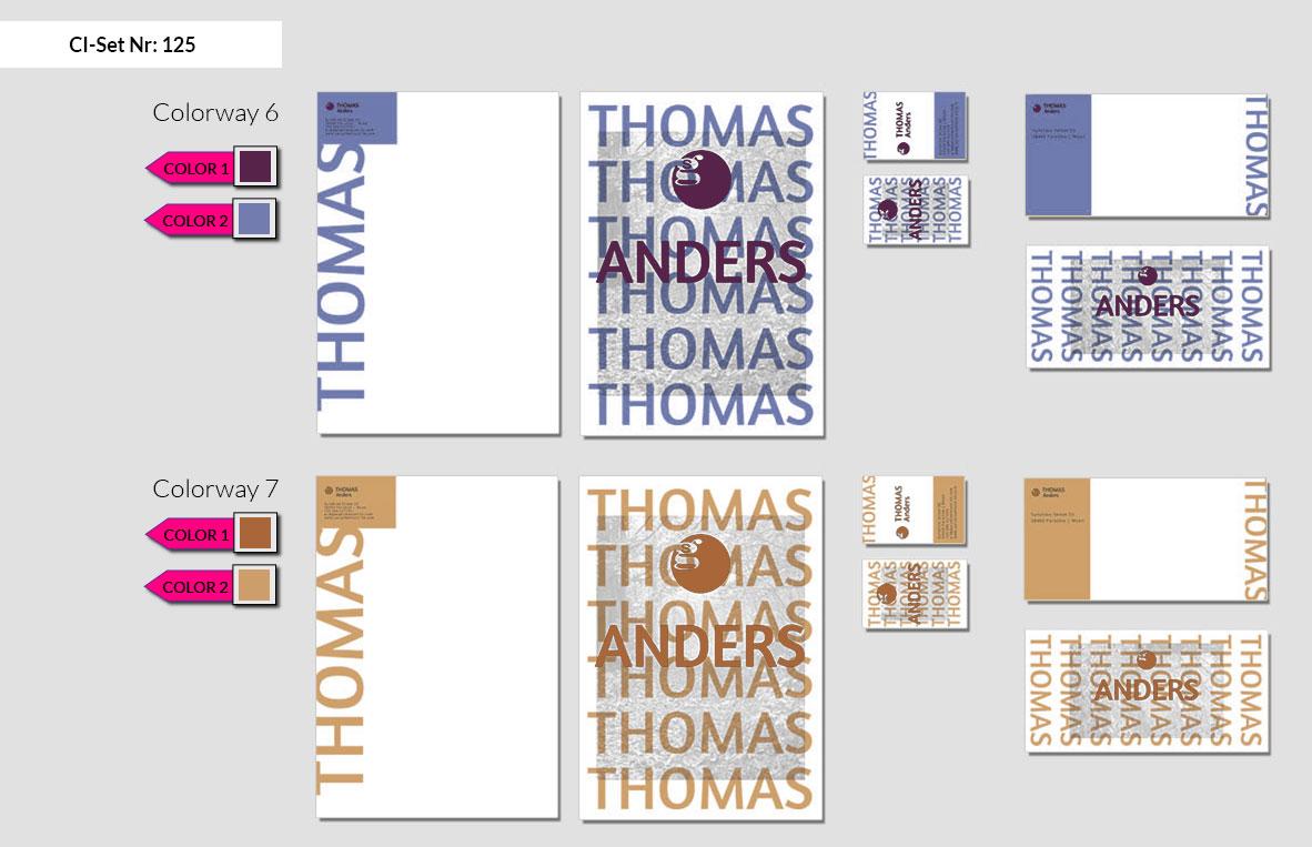 125 Stationery Corporate Design Geschaeftsausstattung Branding 7
