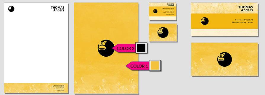 127 Stationery Corporate Design Geschaeftsausstattung Branding 1