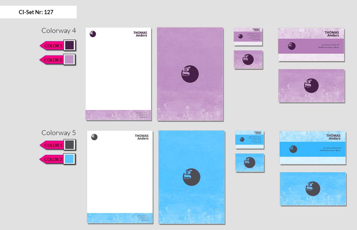 127 Stationery Corporate Design Geschaeftsausstattung Branding 4