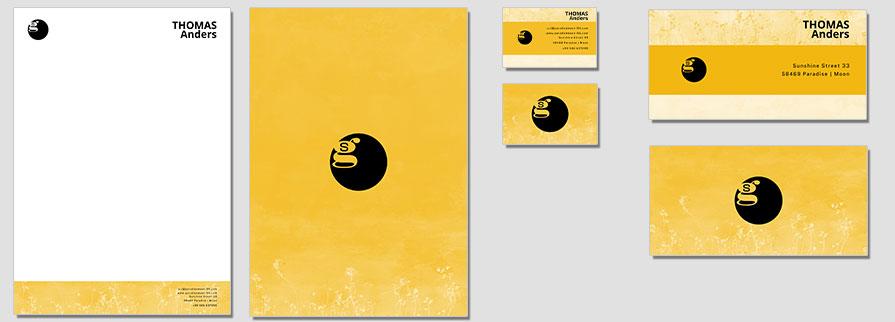 127 Stationery Corporate Design Geschaeftsausstattung Branding 6