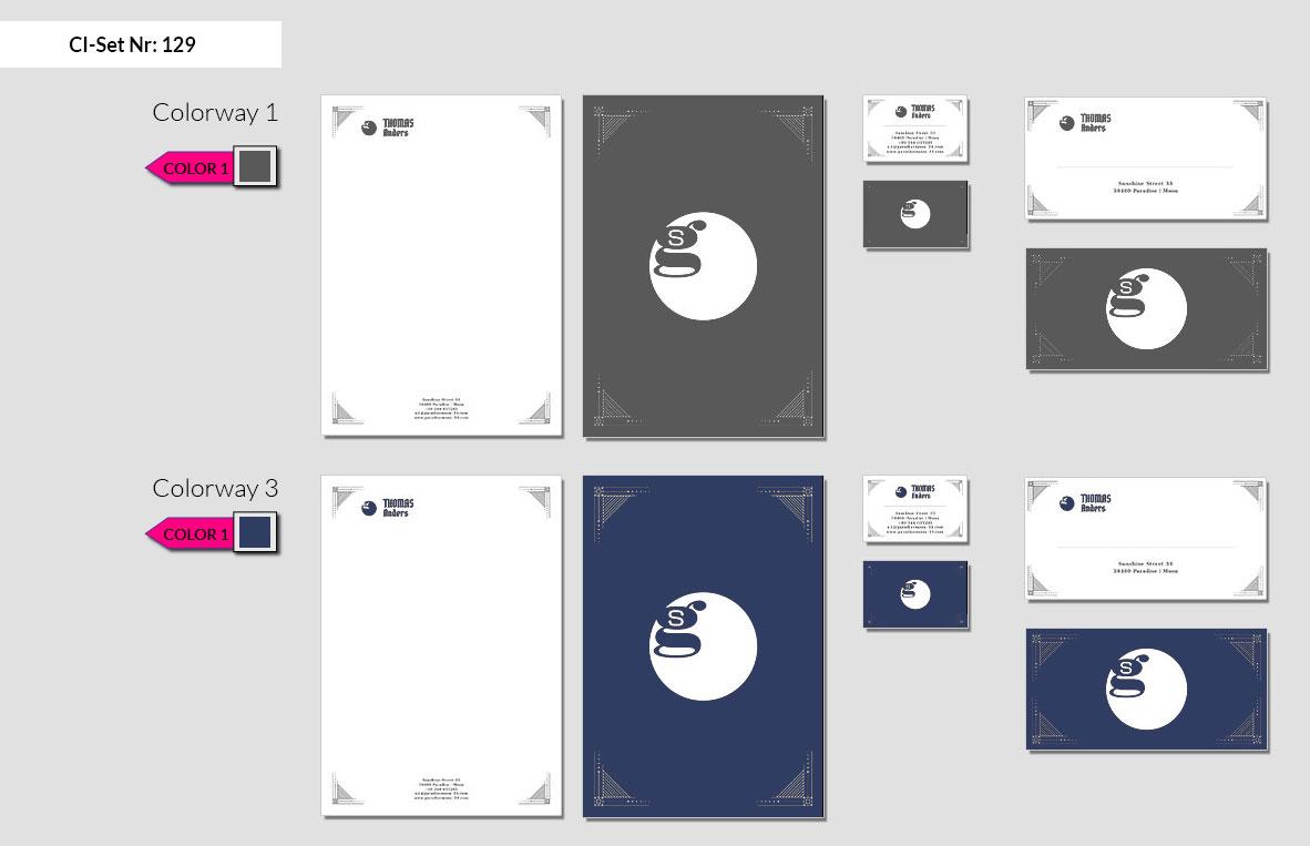 129 Stationery Corporate Design Geschaeftsausstattung Branding 3