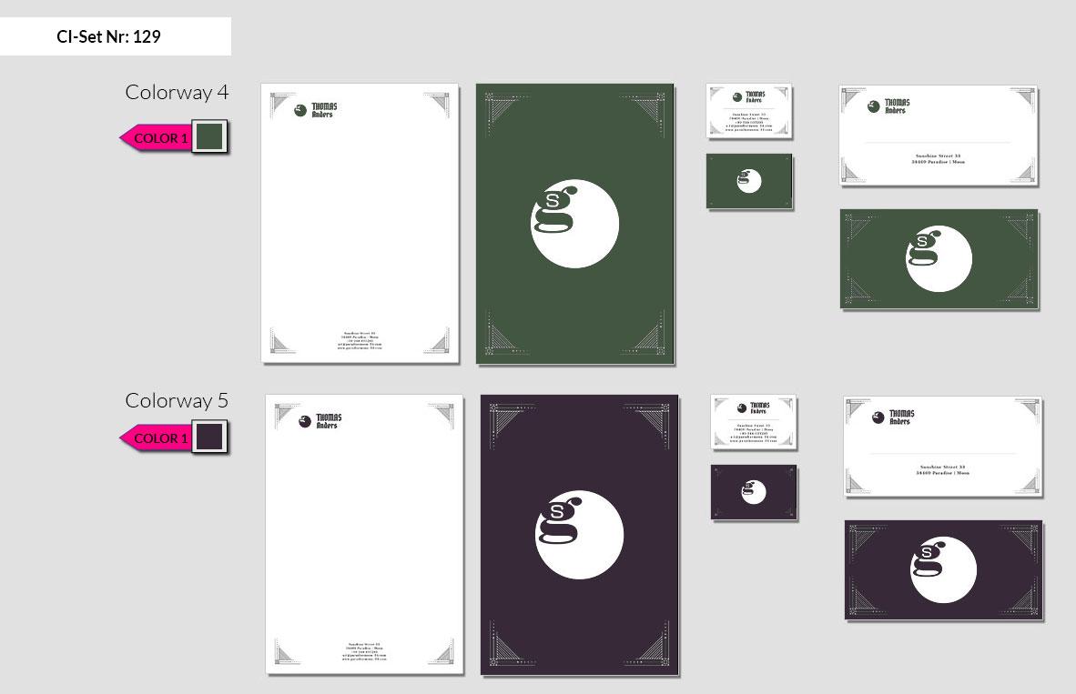 129 Stationery Corporate Design Geschaeftsausstattung Branding 4