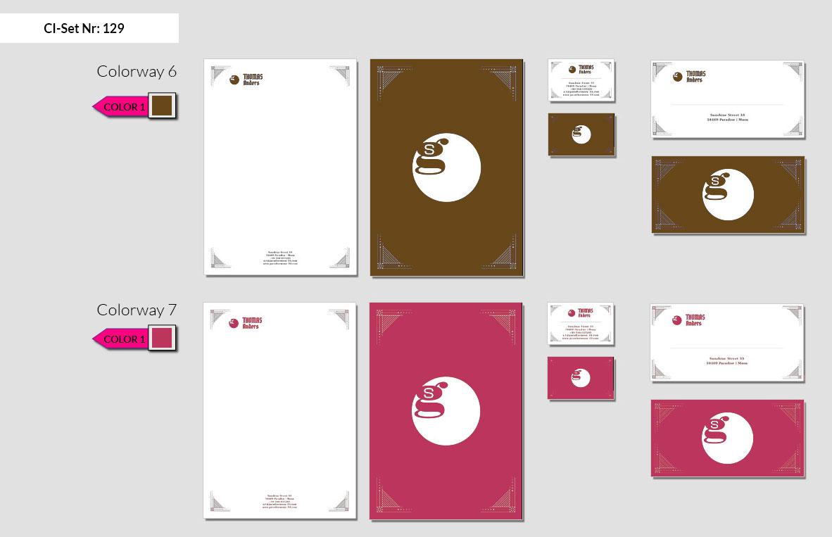 129 Stationery Corporate Design Geschaeftsausstattung Branding 5