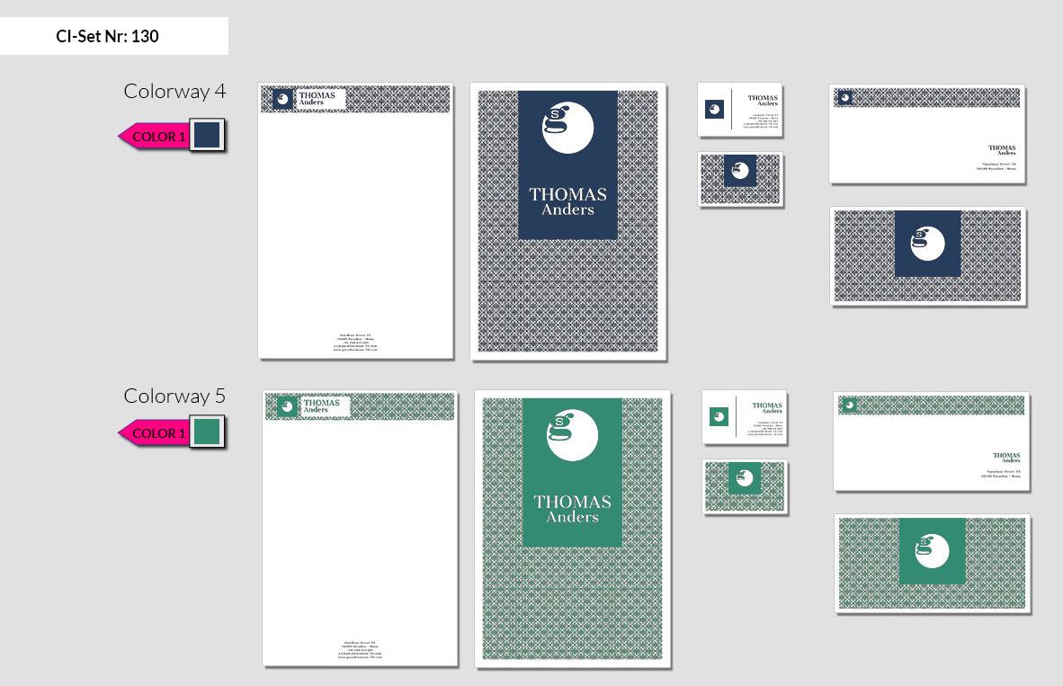 130 Stationery Corporate Design Geschaeftsausstattung Branding 4