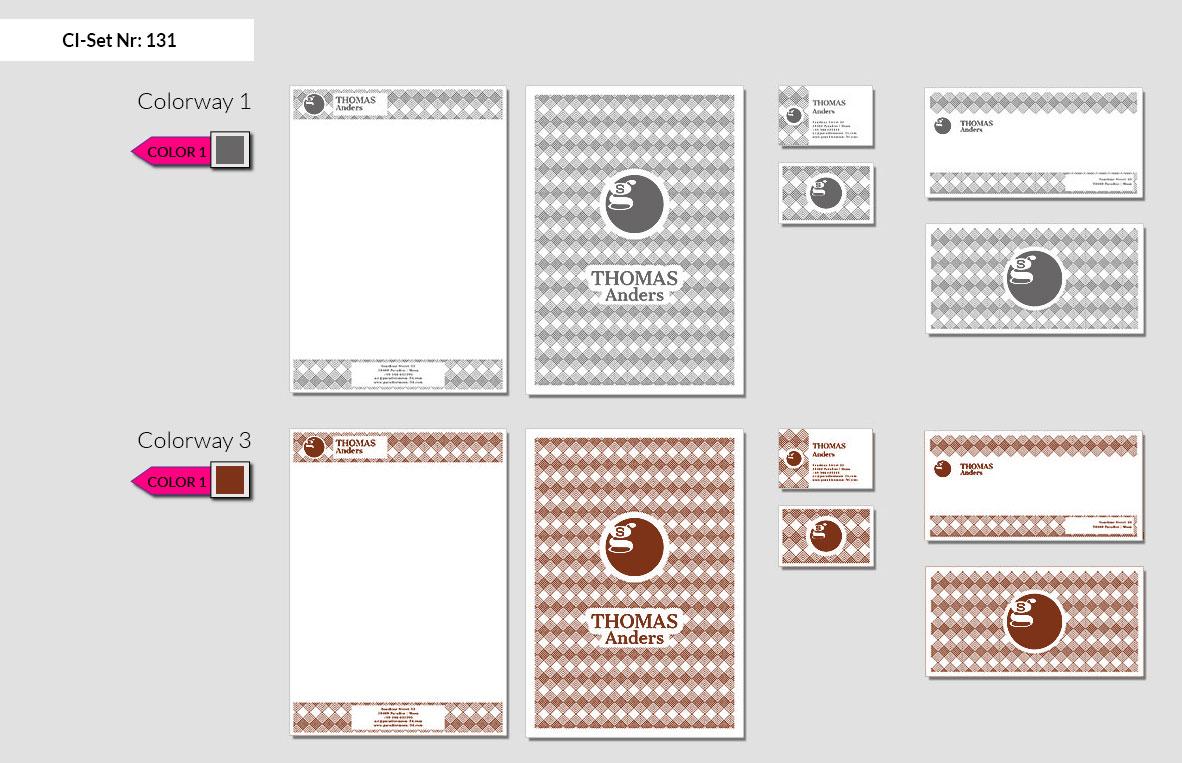 131 Stationery Corporate Design Geschaeftsausstattung Branding 3