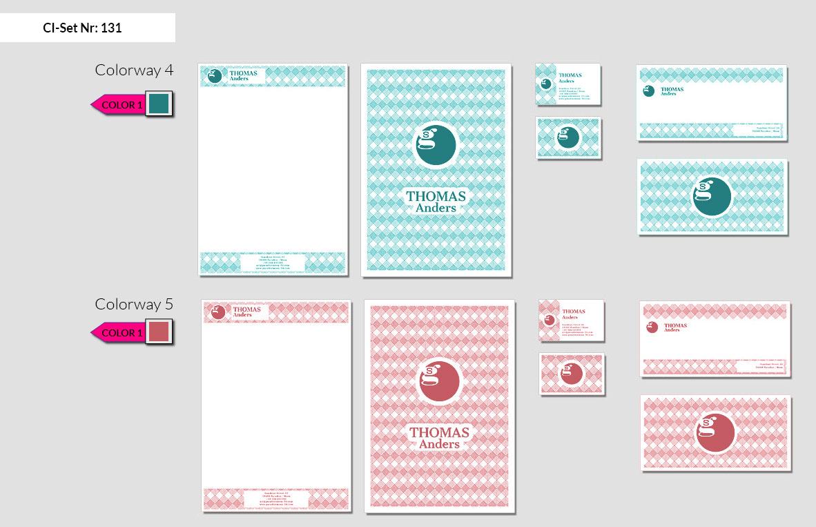 131 Stationery Corporate Design Geschaeftsausstattung Branding 4