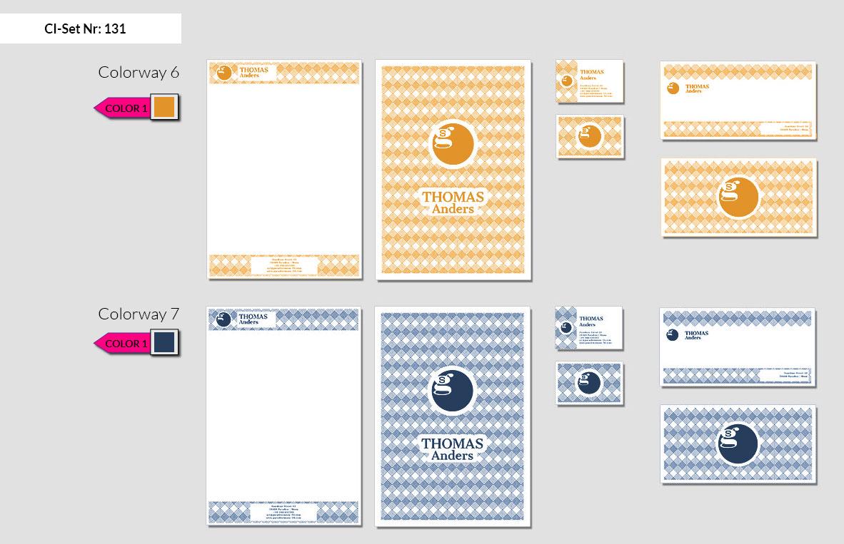 131 Stationery Corporate Design Geschaeftsausstattung Branding 5