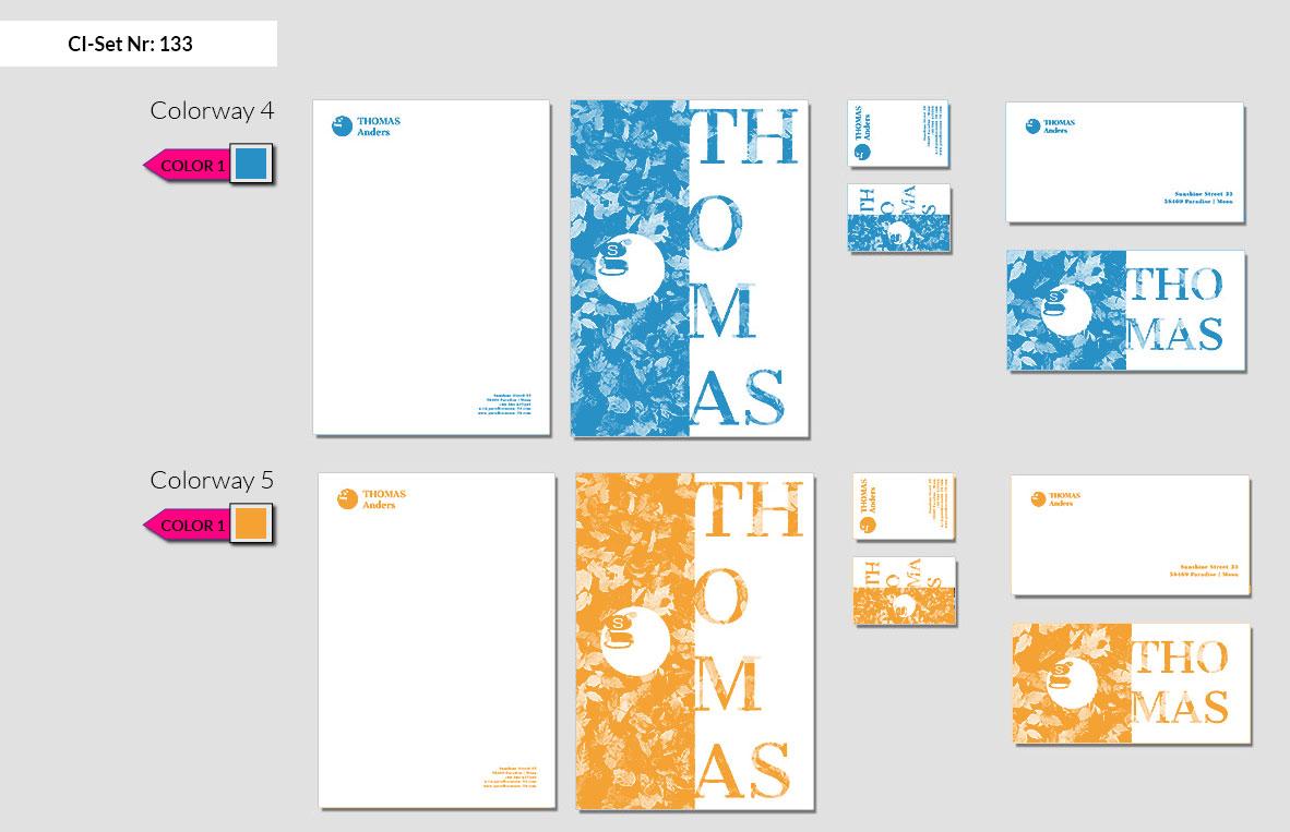133 Stationery Corporate Design Geschaeftsausstattung Branding 4