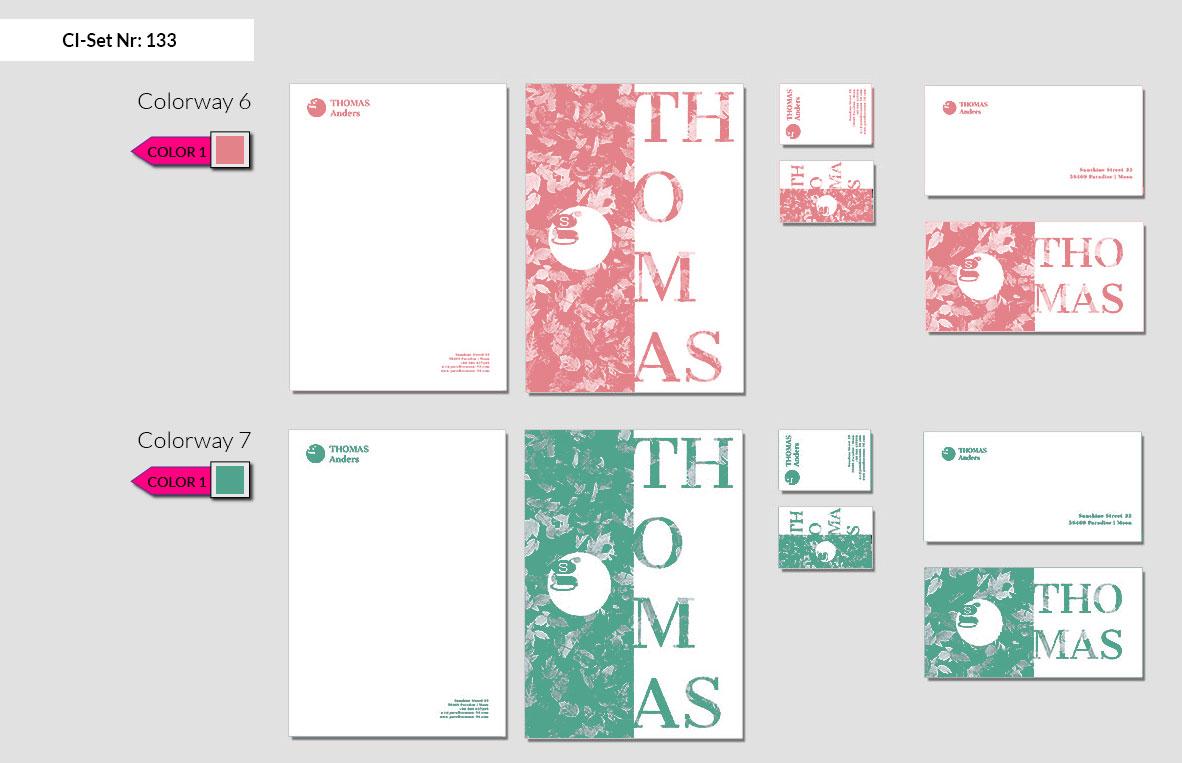 133 Stationery Corporate Design Geschaeftsausstattung Branding 5
