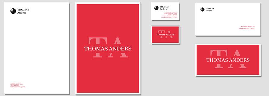 134 Stationery Corporate Design Geschaeftsausstattung Branding 6