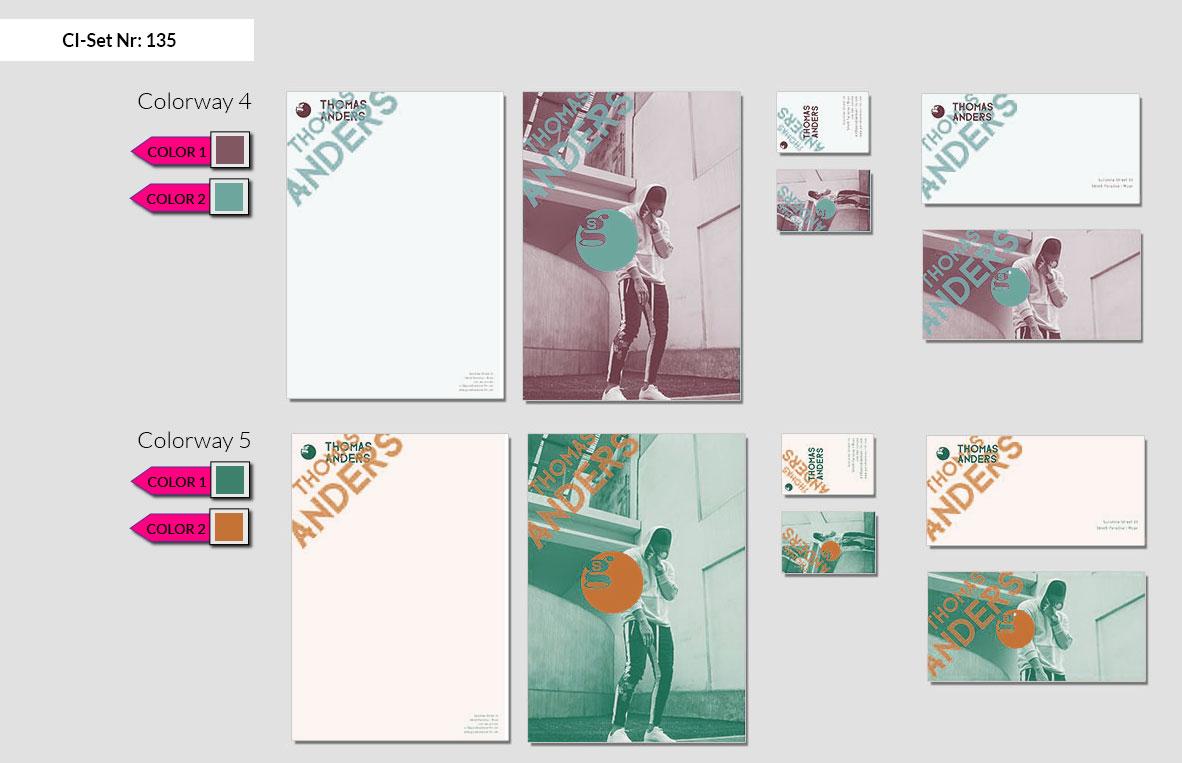 135 Stationery Corporate Design Geschaeftsausstattung Branding 4