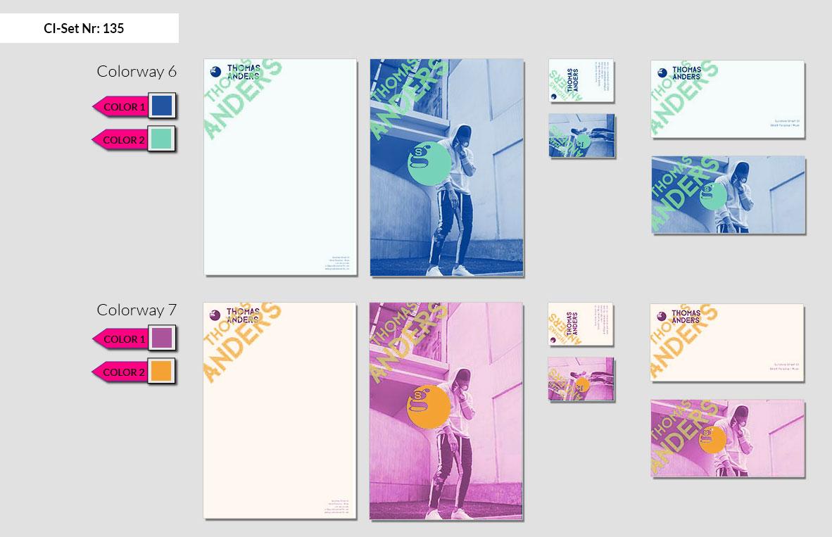 135 Stationery Corporate Design Geschaeftsausstattung Branding 5