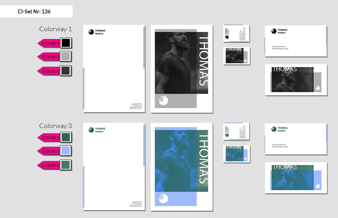 136 Stationery Corporate Design Geschaeftsausstattung Branding 3