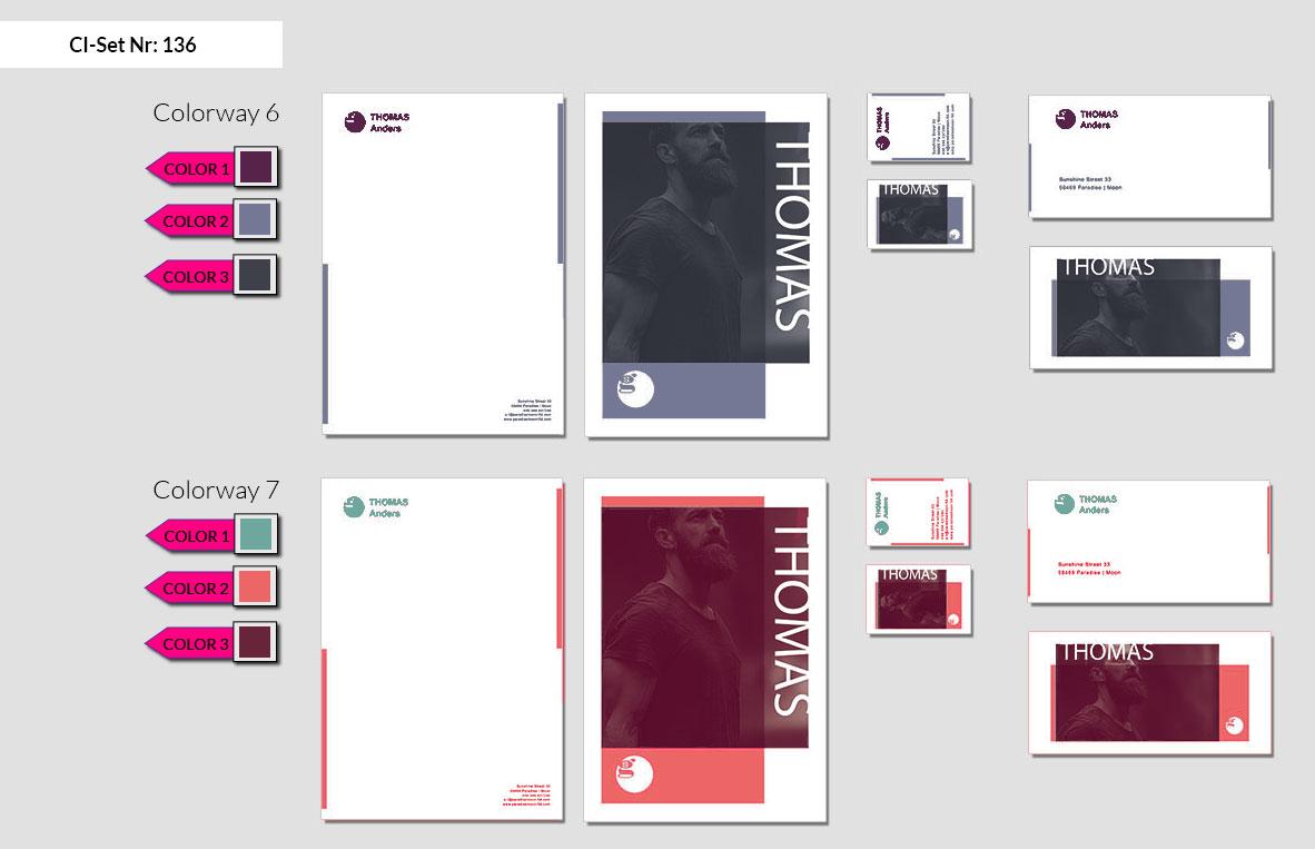 136 Stationery Corporate Design Geschaeftsausstattung Branding 5