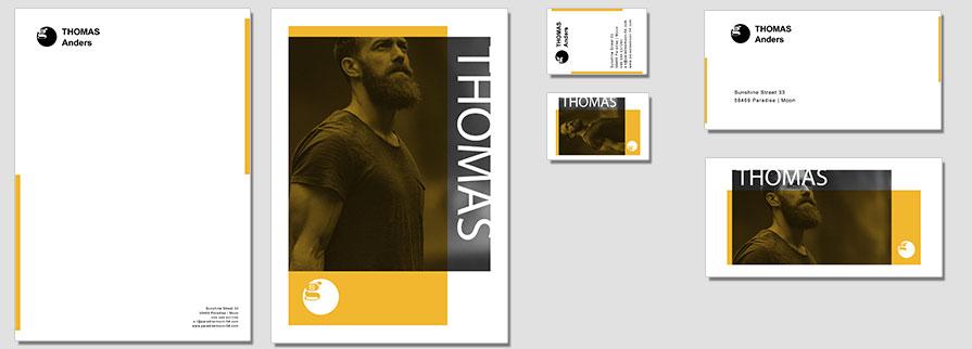 136 Stationery Corporate Design Geschaeftsausstattung Branding 6