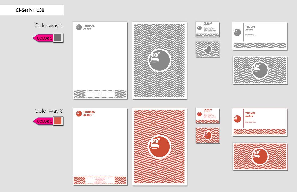 138 Stationery Corporate Design Geschaeftsausstattung Branding 3