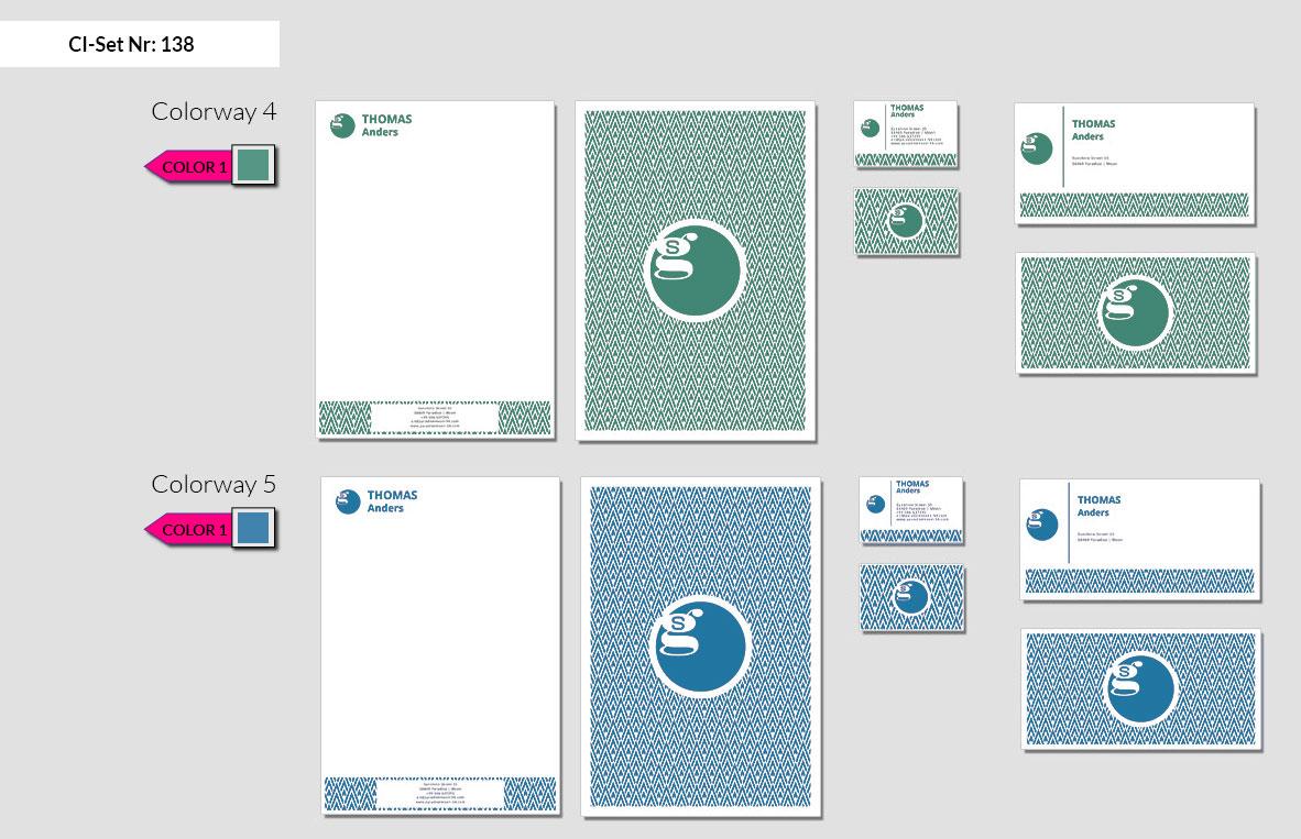 138 Stationery Corporate Design Geschaeftsausstattung Branding 4