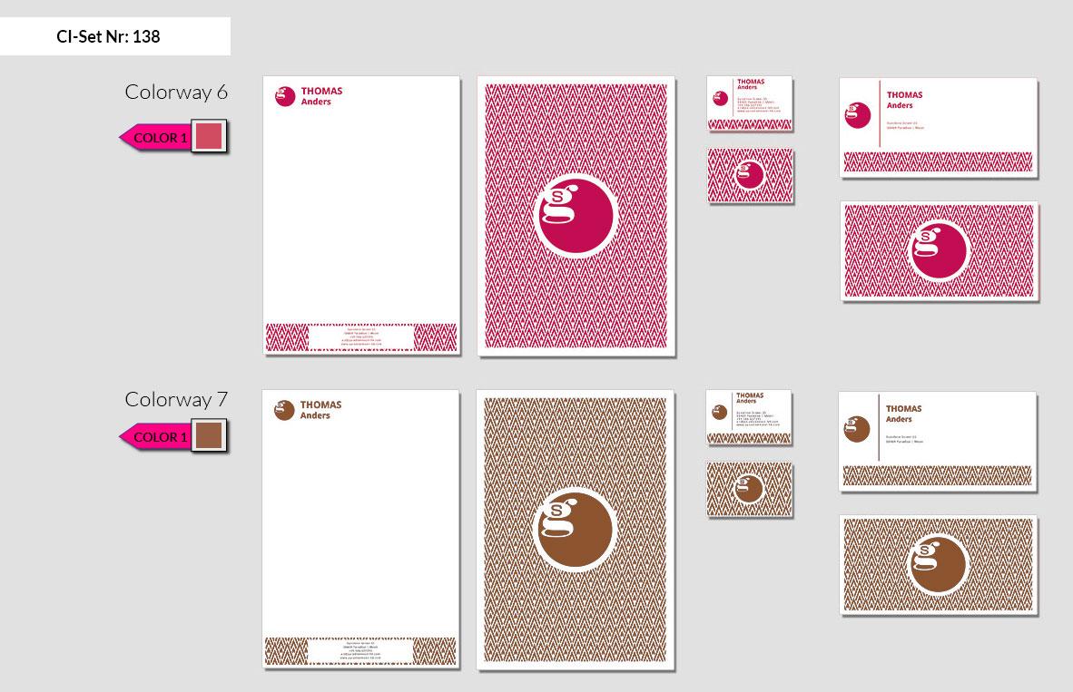 138 Stationery Corporate Design Geschaeftsausstattung Branding 5