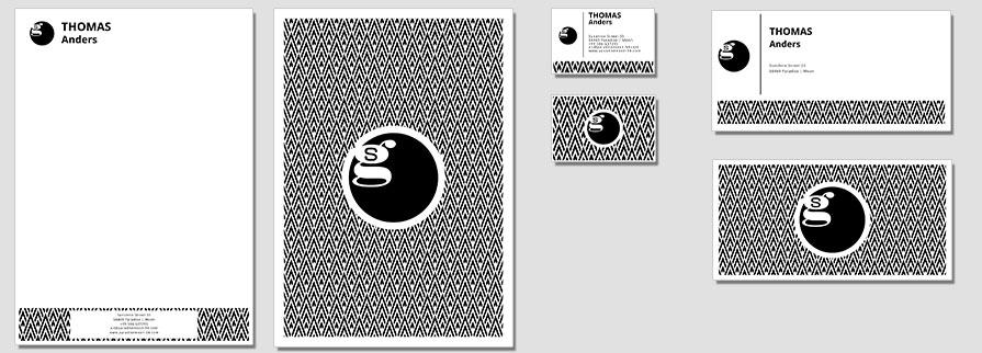 138 Stationery Corporate Design Geschaeftsausstattung Branding 6