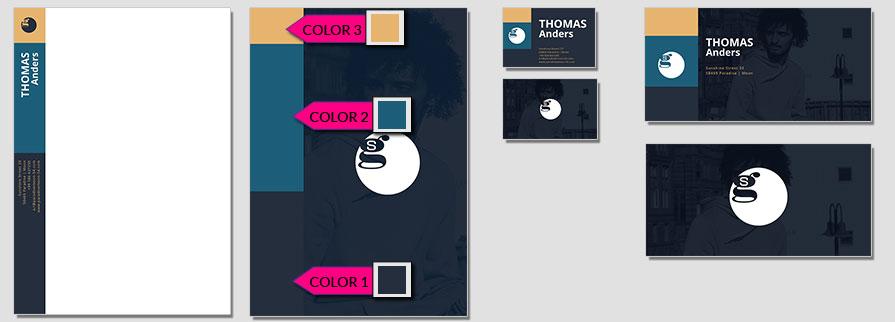 139 Stationery Corporate Design Geschaeftsausstattung Branding 1
