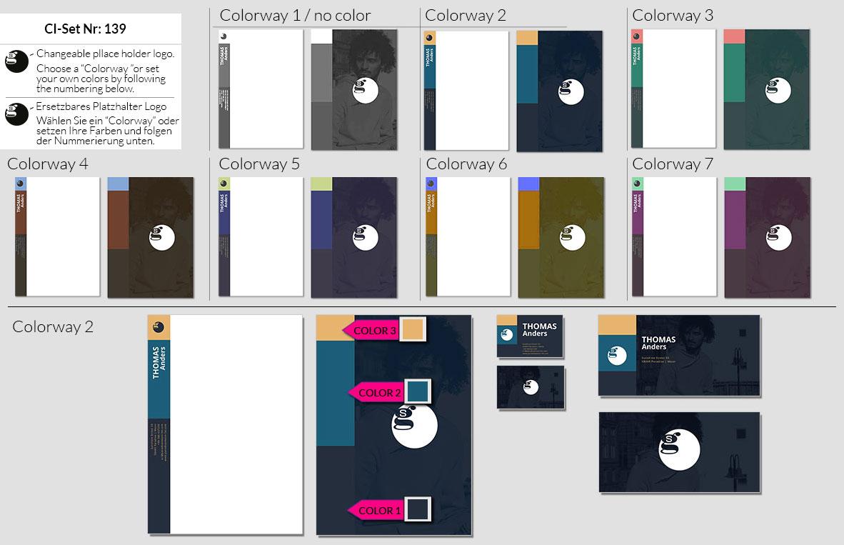 139 Stationery Corporate Design Geschaeftsausstattung Branding 2