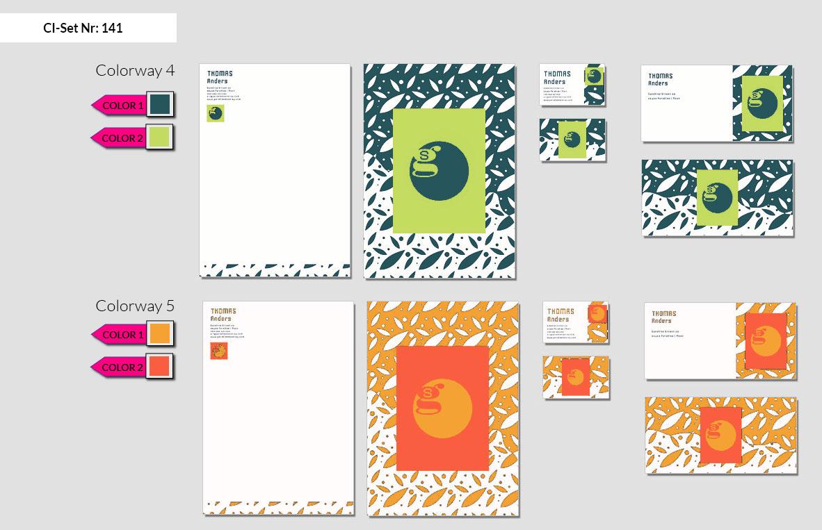 141 Stationery Corporate Design Geschaeftsausstattung Branding 4