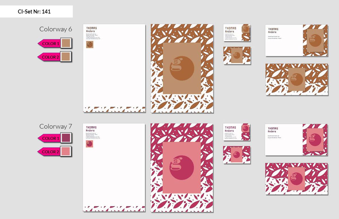 141 Stationery Corporate Design Geschaeftsausstattung Branding 5