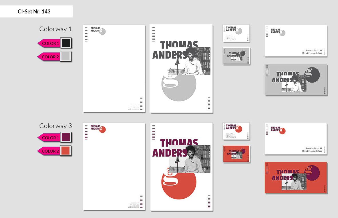 143 Stationery Corporate Design Geschaeftsausstattung Branding 3