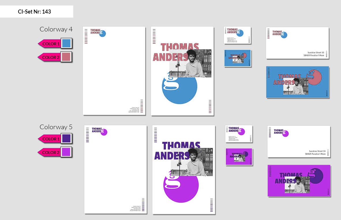 143 Stationery Corporate Design Geschaeftsausstattung Branding 4