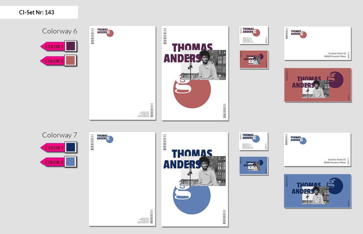 143 Stationery Corporate Design Geschaeftsausstattung Branding 5