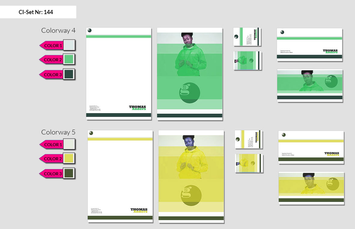144 Stationery Corporate Design Geschaeftsausstattung Branding 4