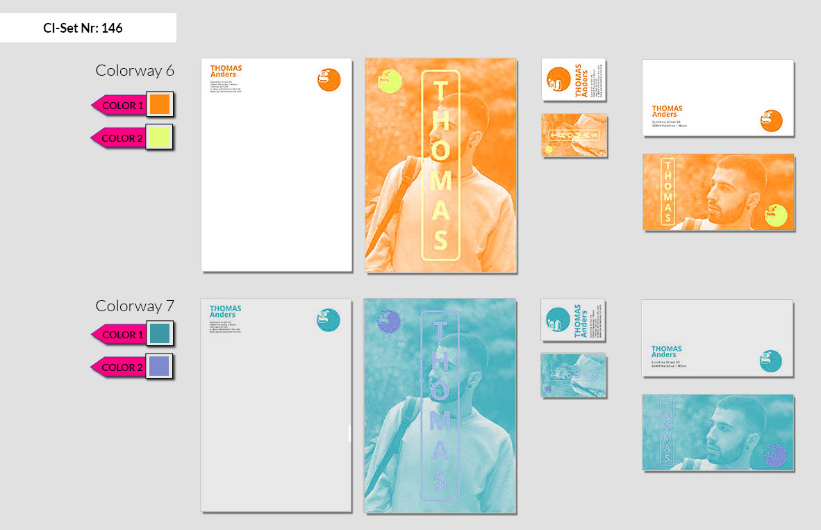 146 Stationery Corporate Design Geschaeftsausstattung Branding 5