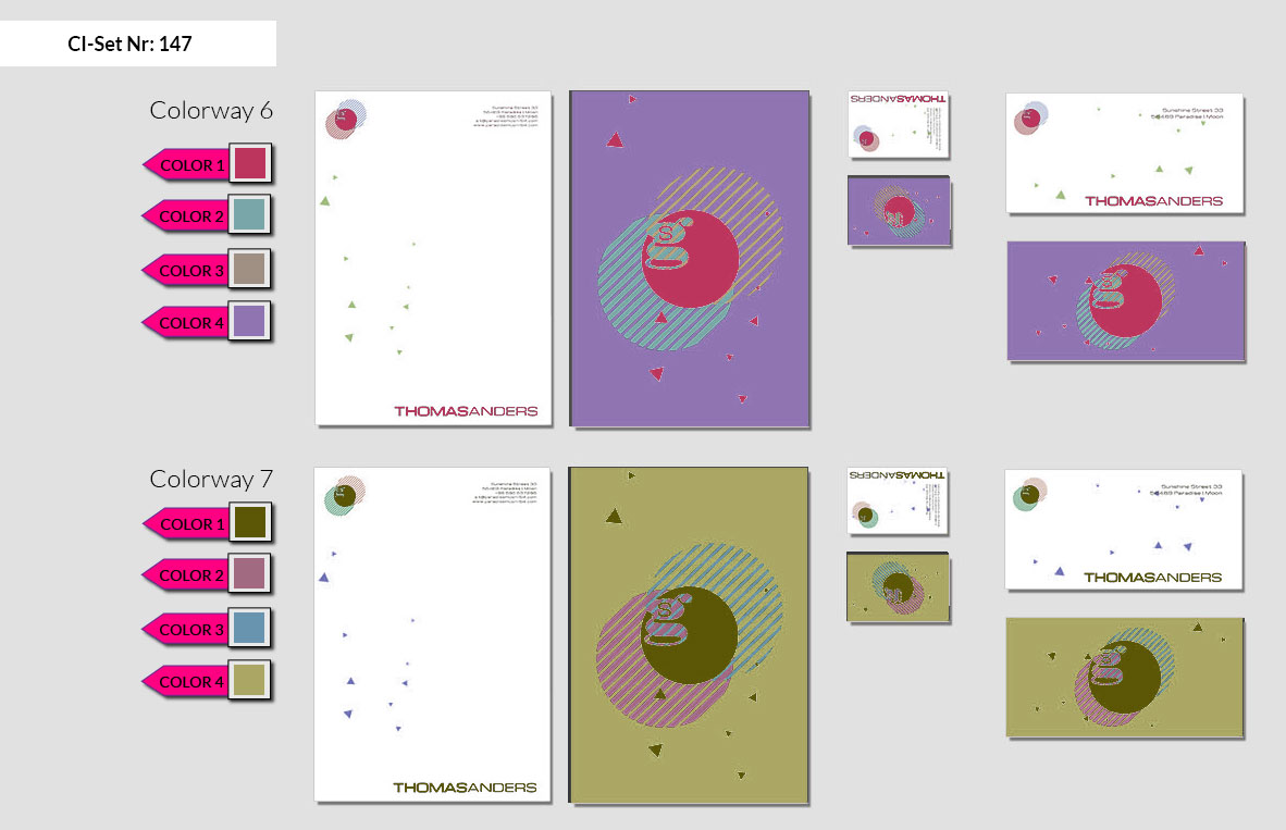 147 Stationery Corporate Design Geschaeftsausstattung Branding 5