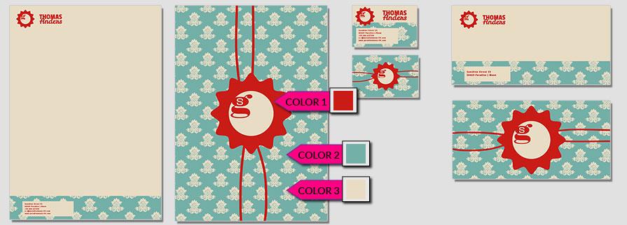 149 Stationery Corporate Design Geschaeftsausstattung Branding 1