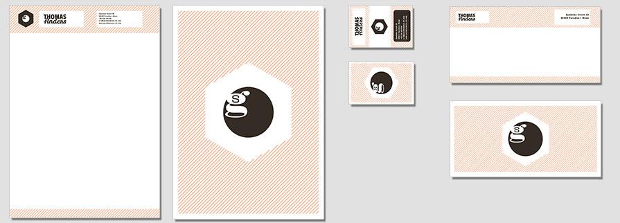 150 Stationery Corporate Design Geschaeftsausstattung Branding 6