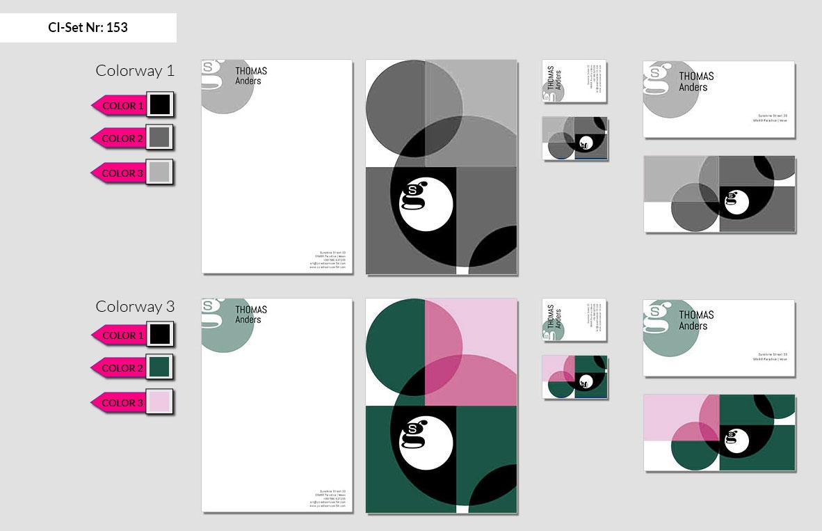 153 Stationery Corporate Design Geschaeftsausstattung Branding 3