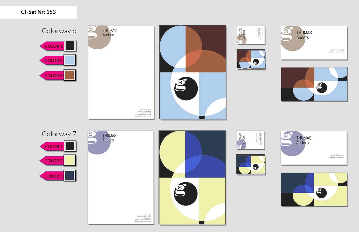 153 Stationery Corporate Design Geschaeftsausstattung Branding 5