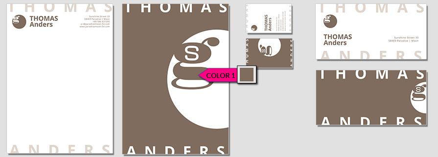 154 Stationery Corporate Design Geschaeftsausstattung Branding 1